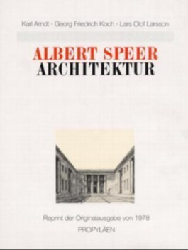 Albert Speer - Architektur