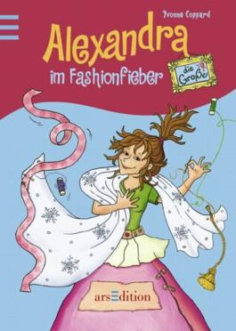 Alexandra die Große im Fashionfieber