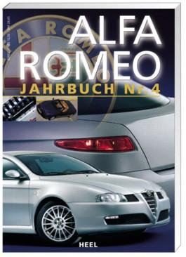 Alfa Romeo Jahrbuch. Nr.4