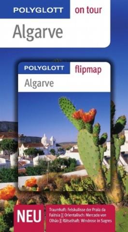 Algarve - Buch mit flipmap