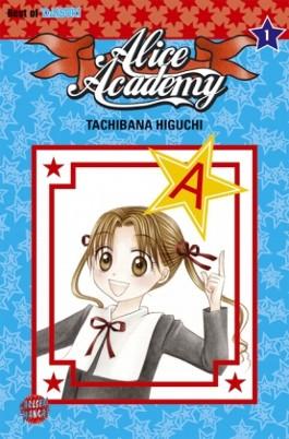 Alice Academy. Bd.1