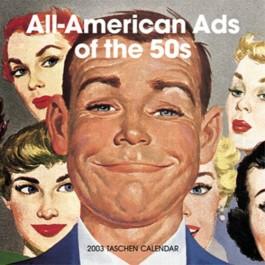 All-American Ads of the 50s, Broschürenkalender