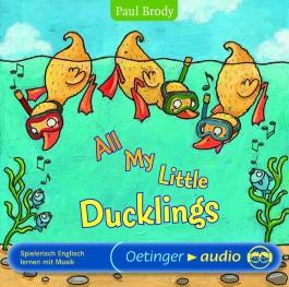 All my little ducklings