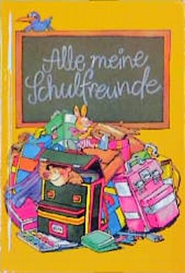 Alle meine Schulfreunde (Gelb)