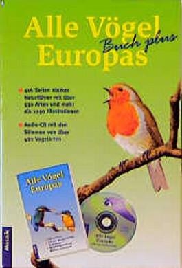 Alle Vögel Europas, m. Audio-CD