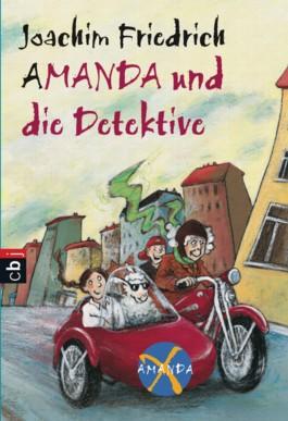 Amanda X - Amanda und die Detektive