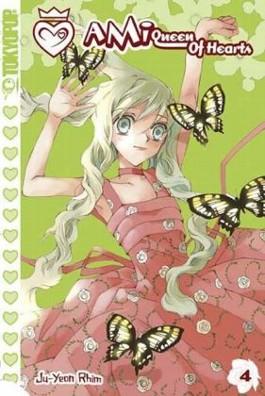 Ami Queen of Hearts. Bd.4
