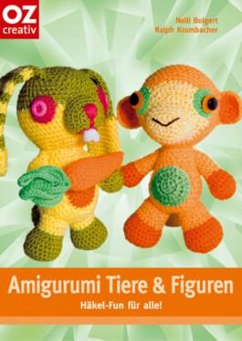 Amigurumis Tiere und Figuren