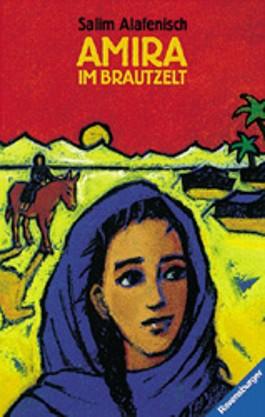 Amira im Brautzelt