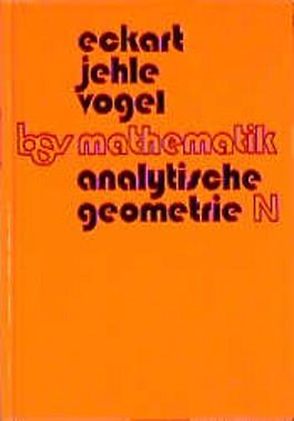 Analytische Geometrie N