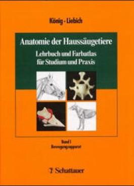 Anatomie der Haussäugetiere. 2 Bde
