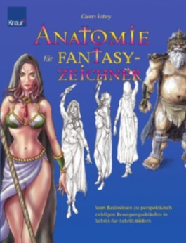 Anatomie für Fantasy-Zeichner