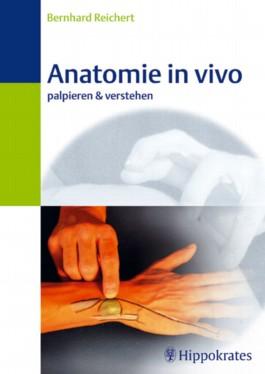 Anatomie in vivo. Palpieren und verstehen