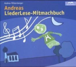 Andreas LiederLese-Mitmach-Buch