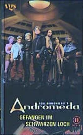 Andromeda, Gefangen im Schwarzen Loch