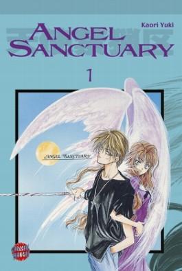 Angel Sanctuary. Bd.1