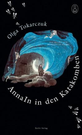 Anna in den Katakomben
