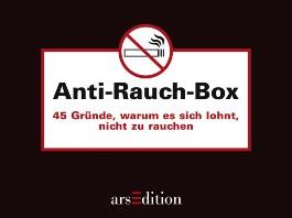 Anti-Rauch-Box, 45 Karten