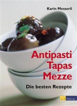 Antipasti, Tapas, Mezze