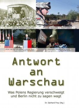 Antwort an Warschau