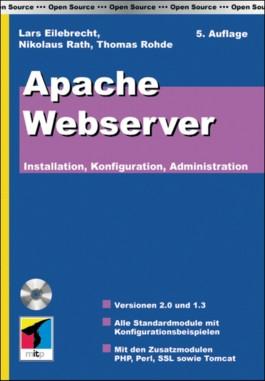 Apache Webserver, m. CD-ROM