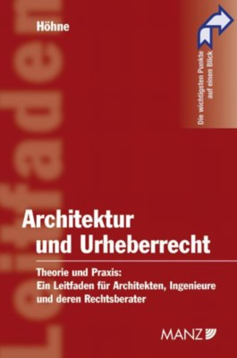 Architektur und Urheberrecht (f. Österreich)