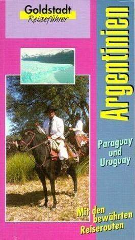 Argentinien mit Paraguay, Uruguay