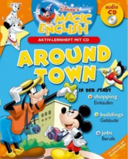 Around Town - Disney's Magic English