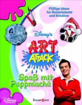 Art Attack - Spaß mit Pappmaché