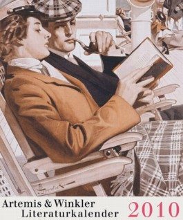 Artemis & Winkler Literaturkalender 2010