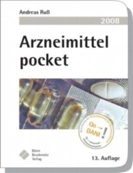 Arzneimittel pocket 2008