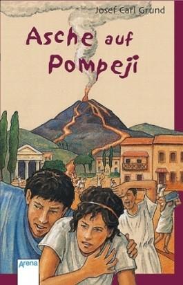 Asche auf Pompeji