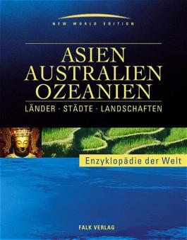 Asien, Australien, Ozeanien
