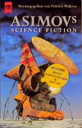 Asimov's Science Fiction. Tl.55