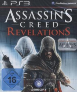 Assassin's Creed, Revelations, PS3-Blu-ray Disc