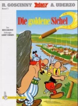 Asterix Band 5 - Die Goldene Sichel
