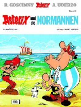 Asterix Band 09 - Asterix und die Normannen