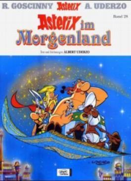 Asterix Band 28 - Asterix im Morgenland