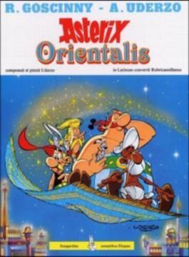 Asterix Orientalis. Asterix im Morgenland, lateinische Ausgabe