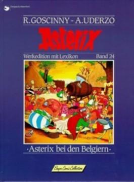 Asterix-Werkedition / Bei den Belgiern