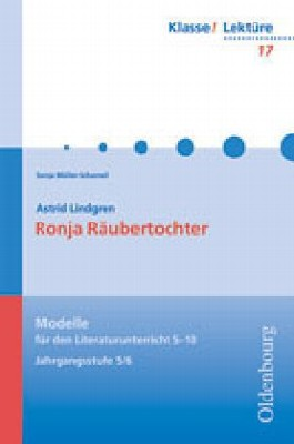 Astrid Lindgren, Ronja Räubertochter