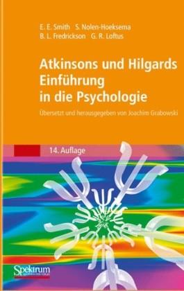 Atkinsons Und Hilgards Einfuhrung in Die Psychologie