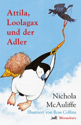Attila, Loolagax und der Adler