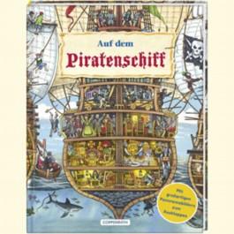 Auf dem Piratenschiff