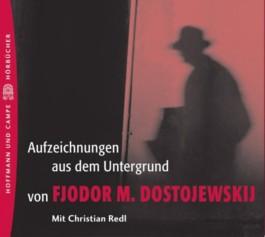 Aufzeichnungen aus dem Kellerloch, 1 Audio-CD