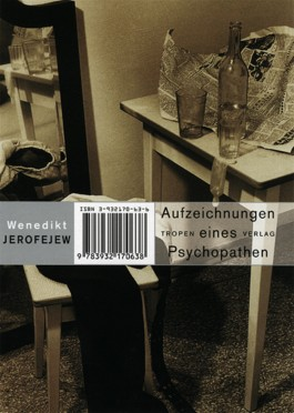 Aufzeichnungen eines Psychopathen