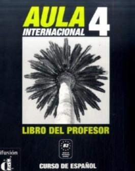 Aula / Libro del profesor 4