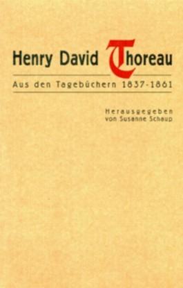 Aus den Tagebüchern 1837-1861
