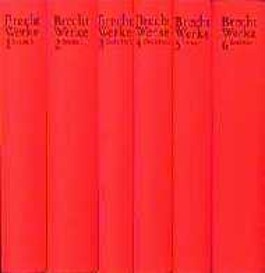 Ausgewählte Werke, 6 Bde.
