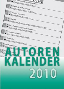 Autorenkalender 2010